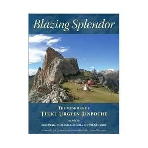 Blazing Splendor Publisher: North Atlantic Books: Tulku