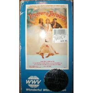 Prisoner of Paradise VHS: John Holmes, Seka, Gail Palmer