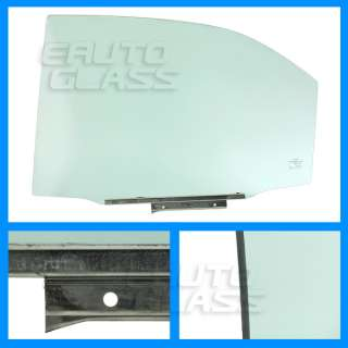 02 03 04 05 06 TOYOTA CAMRY REAR DOOR WINDOW GLASS L/H