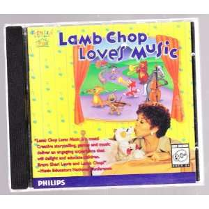 Lamb Chop Loves Music Shari Lewis and Lamb Chop Music