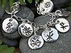 viking anglo saxon runic charm bracelet bind runes he $