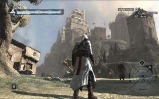 Assassins Creed 2 II Anime Ezio Black White Boy Girl Cosplay Costume