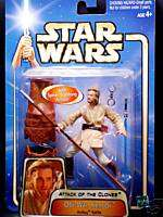Star Wars Saga Obi Wan Acklay Battle AOTC Action figure