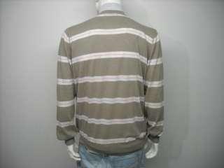 new Man Sweater Brunello Cucinelli Size 54 zip 535$