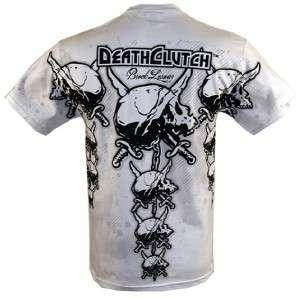 Death Clutch MMA Brock Lesnar UFC 100 Walkout Shirt XL