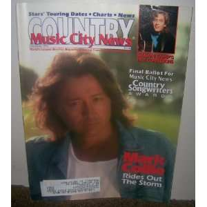 Country Music City News Magazine December 1993 Kimmy Wix