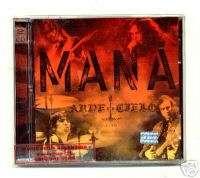 DVD + CD MANA ARDE EL CIELO EN VIVO LIVE SEALED