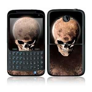 HTC Status Decal Skin Sticker   Bad Moon Rising