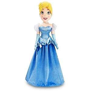 Disney Princess Cinderella Plush Doll   20in Toys & Games