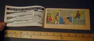 SUPER 1962 Daisy BB Gun Advertising Catalog LOT of 5 CATALOGS