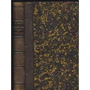 lhomme et lanimal: Joly Henri: Books