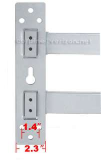 Silver LCD Plasma Swivel TV Wall Mount 23 24 32 37 bn5