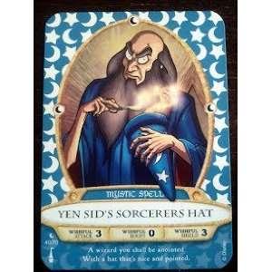 Sorcerers Mask of the Magic Kingdom Game, Walt Disney World   Card #40