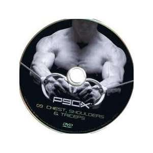 P90x Chest, Shoulders & Triceps DVD: Everything Else