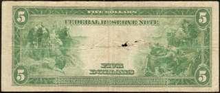 DOLLAR BILL FEDERAL RESERVE NOTE ATLANTA Fr 867 OLD PAPER MONEY