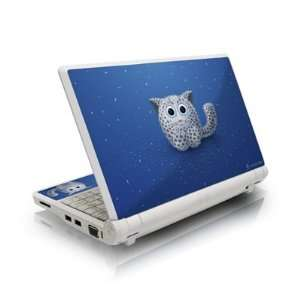 Snow Leopard Design Asus Eee PC 900 Skin Decal Cover Protective
