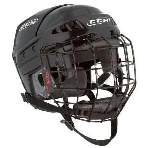 Senior Ice Hockey Helmet with Cage 2010