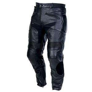 Tour Master Apex Air Leather Pants   X Large/Black Automotive
