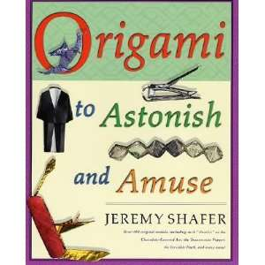 Transvestite Puppet, the Invisib [ORIGAMI TO ASTONISH & AMUSE]: Books