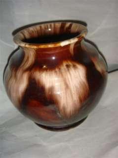 Art Deco Vintage Bendigo Australian Pottery Vase Mint