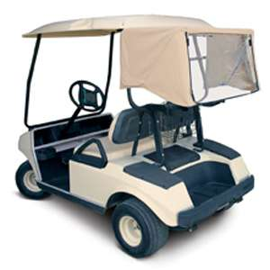 Classic Accessories Golf Car Club Canopy Sand 71392 New