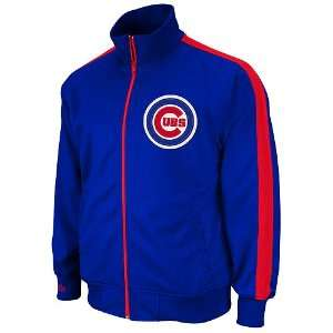 MLB Chicago Cubs Pinch Hitter Track Jacket Mitchell Ness