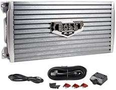 Boss Armor R4000D 4000 Watt Mono Car Audio Class D Power Amplifier Amp