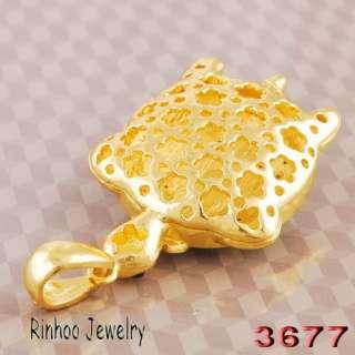 free E31265 blue tortoise womens long pendant necklaces alloy gold