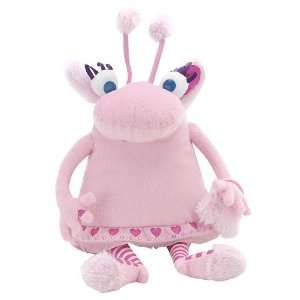 Not So) Scary Monster   Flora the Girlie Monster   Pink Toys & Games