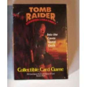 Into the Cave Quest Deck (Tomb Raider Collectable Card
