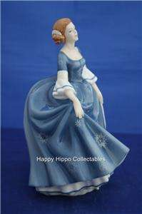 ROYAL DOULTON HILARY PRETTY LADIES FIGURINE HN4996 NEW