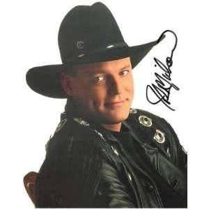 JOHN MICHAEL MONTGOMERY (Country Singer) Autographed