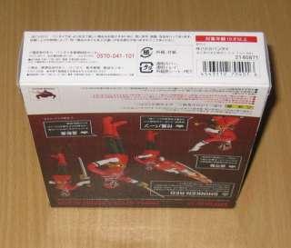 Bandai SH Figuarts(SHF) Samurai Shinkenger Shinken Red Shiba Kaoru