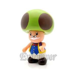 Action Figure Toy Super Mario Bros TOAD^MS595