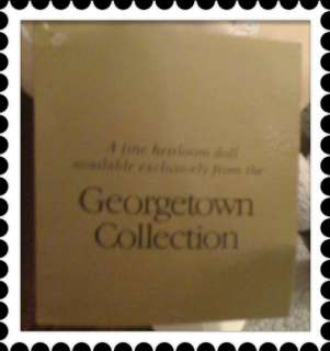 GEORGETOWN COLLECTION AMER. DIARY DOLL RACHEL WILLIAMS