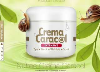 Nutree]Crema Caracol Intensive Snail Cream 60g*New*Tina shop