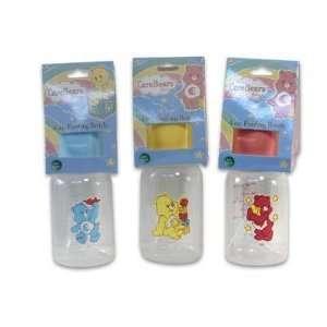 3pk Care Bears Plastic Baby Bottle 4oz Baby