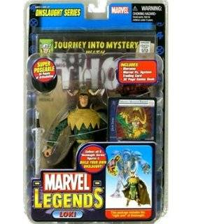 Marvel Legends Onslaught Series 13 Action Figure Long Horn