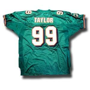 Jason Taylor #99 Miami Dolphins Authentic NFL Player