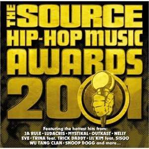 Source Hip Hop Music Awards 2001 (Clean) Various Artists