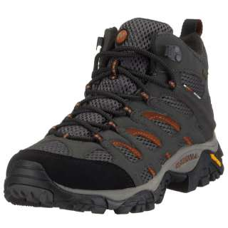 Mens SHOE Merrell MOAB MID Gore Tex BELUGA to SIZE 15