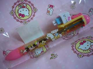 Sanrio Hello Kitty Lego Ball Pen Mechanism Pencil NEW