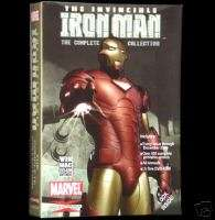 NEW The INVINCIBLE IRON MAN Complete Collection DVD ROM