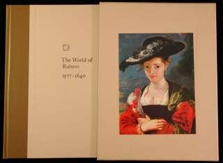 World of Rubens 1577 1640. Time Life Books. 1981 printing. 192 page
