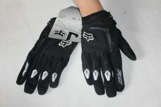 Motorbike Motorcycle Racing Cycling Bicycle bike Gloves Black M L XL