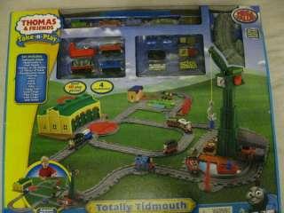 Thomas & Friends Take N Play MEGA BIG SET
