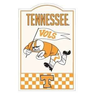 Tennessee Volunteers Nostalgic Metal Sign