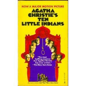 Ten Little Indians (9780671801519) Agatha Christie Books
