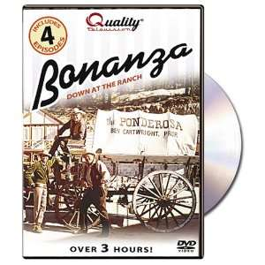 Bonanza Down at the Ranch Lorne Greene, Michael Landon