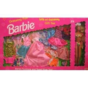 2017 fashion items - Barbie 6 Fashion Gift Pack W Fun Amp Formal Wear Fashions 1999